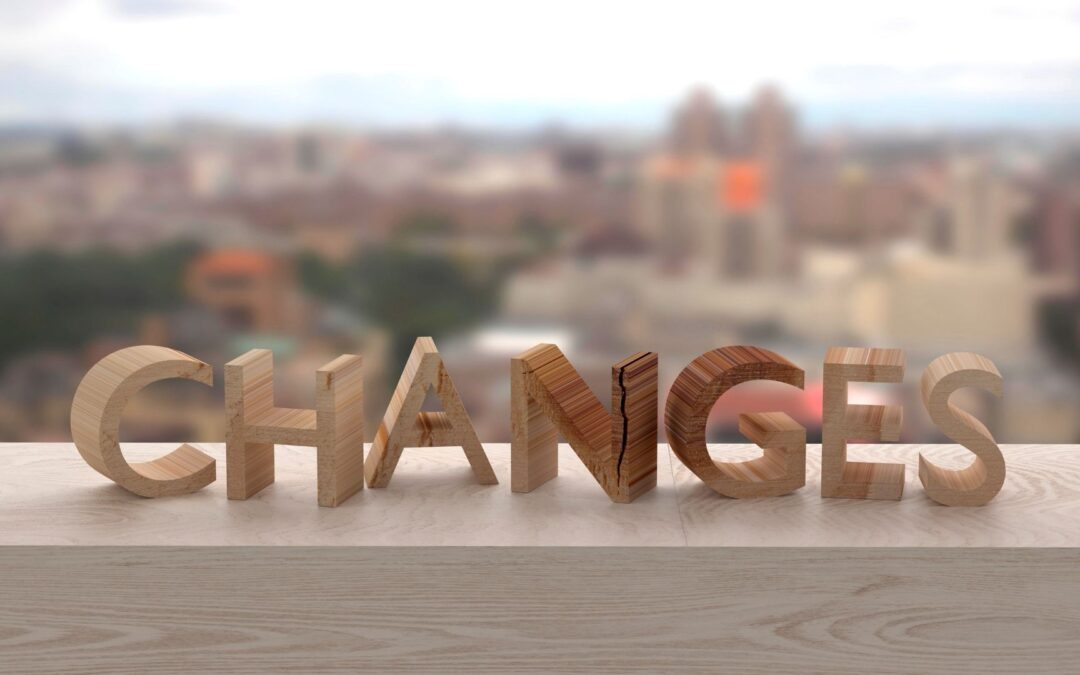 How To Navigate Big Changes